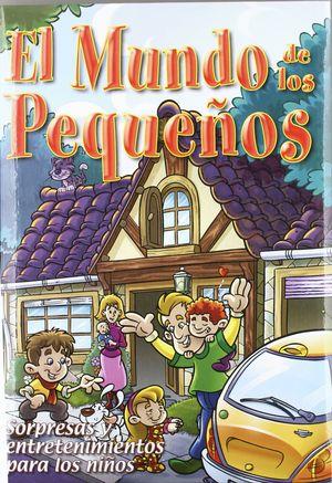 MUNDO DE LOS PEQUEÑOS EL + CD