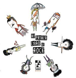 MI PRIMER LIBRO DE ROCK