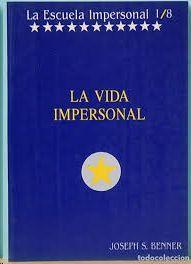 LA VIDA IMPERSONAL