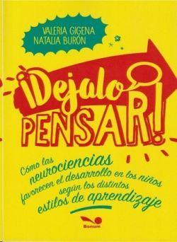 DEJALO PENSAR