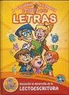 MAGIA DE LAS LETRAS